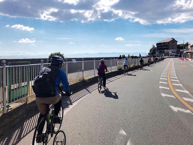 しおまち海道サイクリング